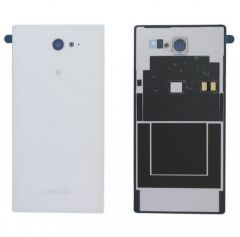 Sony Xperia M2 Battery Cover White OEM - 5503011234524
