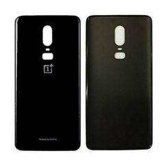 One Plus 6 Back Cover Black OEM - 400000366