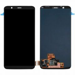 One Plus 5T LCD Assembly Black OEM - 3055130531