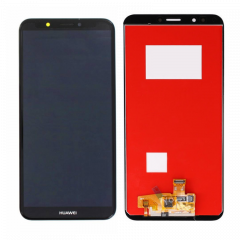 Huawei Y7 2018 LCD Touch Screen Assembly Black OEM - 8700308266