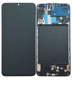 Genuine Samsung Galaxy A70 SM-A705 Black LCD Screen & Digitizer - GH82-19747A