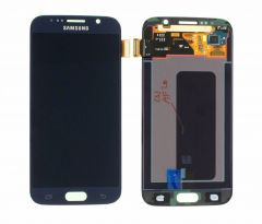 Genuine Samsung Galaxy S6 G920 Black LCD Screen & Digitizer - GH97-17260A