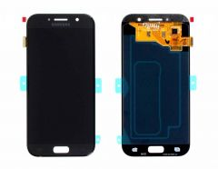 Genuine Samsung Galaxy A5 2017 A520 Black LCD Screen & Digitizer - GH97-19733A