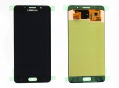 Genuine Samsung SM-A500 Galaxy A5 Black LCD Screen & Digitizer - GH97-16679B