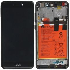 Genuine Huawei P9 Lite (VNS-L21) Black LCD Screen & Digitizer - 02351LGS