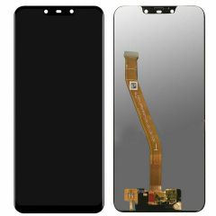 Huawei P Smart Plus LCD Touch Screen Digitizer Assembly Black OEM - 5511000623451