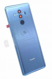 Genuine Huawei Mate 10 Pro BLA-L09 Blue Rear / Battery Cover - 02351RWH
