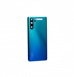 Official Huawei P30 Pro Aurora Blue Battery Cover with Adhesive - 02352PGL