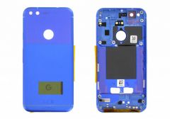 Genuine Google Pixel G-2PW4200 Blue Rear / Battery Cover - 83H40050-03