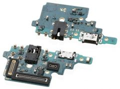 For Samsung Galaxy Note 10 Lite - Replacement Charging Port Board With Microphone - OEM