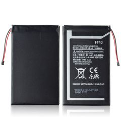 Genuine Motorola Moto E2 / E (2nd Gen) Battery 2240mAh FT40 -