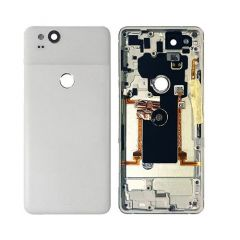 Google Pixel 2 5.0 Housing with Back Door and Small Parts Pre-installed (WHITE)