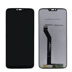 Motorola Moto G7 Power LCD Black OEM - 7722285348