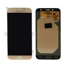 Genuine Samsung Galaxy J730, J7 (2017), J730F Lcd and touchpad in Gold GH97-20736C