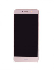 Genuine Huawei Y7 2017 Gold LCD Screen & Battery with Battery - 02351GEQ