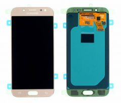 Genuine Samsung Galaxy J5 2017 SM-J530 Gold LCD Screen & Digitizer - GH97-20738C