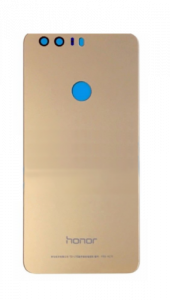 Huawei Honor 8 Battery Cover Glass Panel Gold OEM - 5516001223683