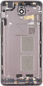 One Plus 3 Back Cover Gold OEM - 5516001223633