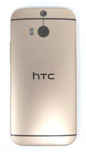 HTC One M8 Back Cover Gold OEM - 5506010534514