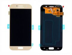 Genuine Samsung Galaxy A5 2017 A520 Gold LCD Screen & Digitizer - GH97-19733B