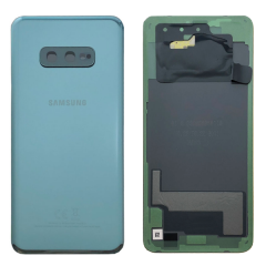 Official Samsung Galaxy S10E G970 Prism Green Battery Cover - GH82-18452E