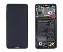 Genuine Huawei Mate 10 Pro BLA-L09, BLA-L29 Black Grey LCD Screen & Digitizer - 02351RVN