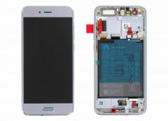 Genuine Honor 9 STF-L09 Grey LCD Screen & Digitizer - 02351LCD