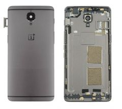 One Plus 3T Back Cover Grey OEM - 5516001223639