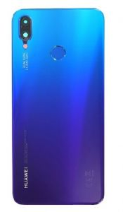 Genuine Huawei P Smart Plus Back Cover In Purple : 02352CAK