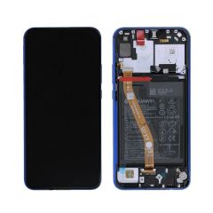 Genuine Huawei P Smart Z Blue LCD Screen : 02352RXU
