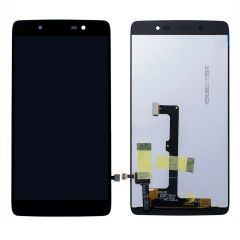 Alcatel Idol 4 LCD Black OEM - 5512000634279