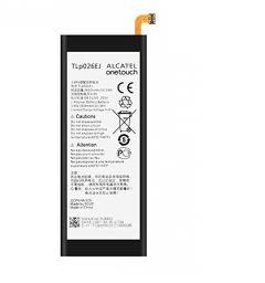 Genuine Alcatel TLp026EJ Battery for One Touch Idol 4 OT6055 6055Y 6055H - TLp026EJ