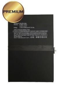 iPad Pro 9.7 Replacement Battery compatible part - 55013056123561