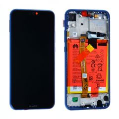Genuine Huawei P20 Lite Blue LCD Screen & Digitizer - 02351VUV