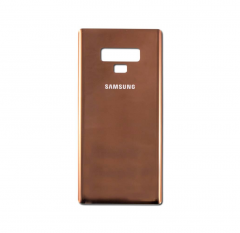 Genuine Samsung Note 9 SM-N960 Mettalci Copper Battery Cover & Adhesive - GH82-16920D