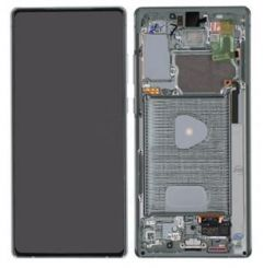 Genuine Samsung Galaxy Note 20 in Mystic Green (N980F) / (SM-N981) 5G Complete lcd - Part no: GH82-23733C