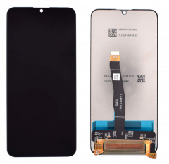 Huawei P Smart 2019 Black LCD Screen & Digitizer OEM - 6621444024