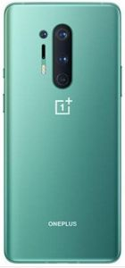 OnePlus 8 Pro Glacial Green Back / Battery Cover - OEM