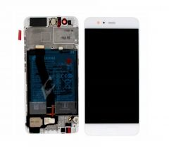 Genuine Huawei P10 VTR-L09, VTR-L29 Gold LCD Screen & Digitizer with Battery 3200mAH - 02351ENH