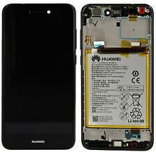 Genuine Huawei P8 Lite 2017, P9 Lite 2017 Black LCD Screen & Digitizer With Battery - 02351VBT