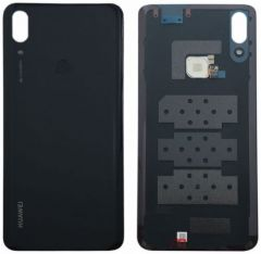 Genuine Huawei P Smart Z Black Battery Cover - 02352RRK