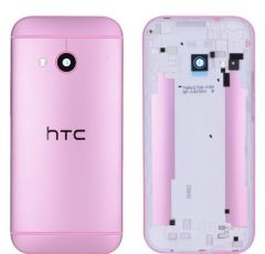 HTC One M8 Mini Back Cover Pink OEM - 5506010754321