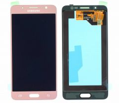 Genuine Samsung SM-J510 Galaxy J5 (2016) Complete Lcd with Digitizer in Pink Gold- Samsung -GH97-18792D