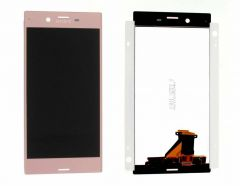 Sony Xperia XZ LCD Rose Gold OEM - 5503002123519