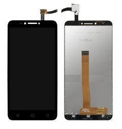 Alcatel Pixi 4 LCD Black OEM - 5512000634266