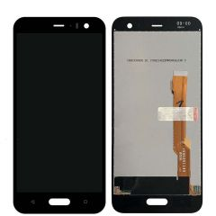 HTC U11 Life LCD Touchscreen Assembly Black OEM - 377103484