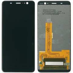 HTC U11 Plus LCD Touchscreen Assembly Black OEM - 7428211271