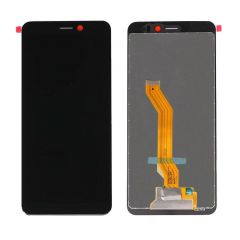 HTC U12 LCD Touchscreen Assembly Black OEM - 2622220361