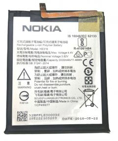 Genuine Nokia 6 3,000mAh Battery - BPPLESG002B