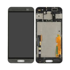 HTC One M9 LCD Display Touch Screen Digitizer Black With Frame OEM - 5506010953420